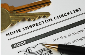 home-inspection-checklist-with-pen-and-keys